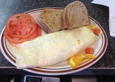 Made Hot and Fresh at The Brunch Spot in Barnegat